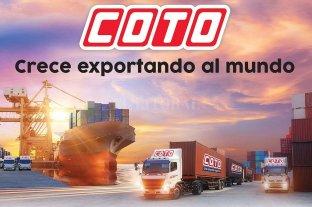 COTO. Una empresa que exporta, un país que crece -  -