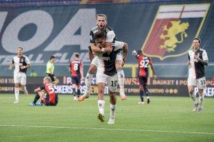 Dybala encaminó a Juventus a la sexta victoria consecutiva