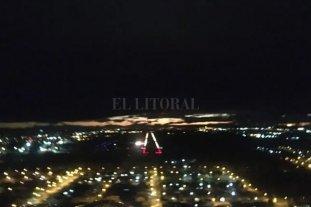 Un piloto asegura que vio un OVNI en la noche del martes en Neuquén