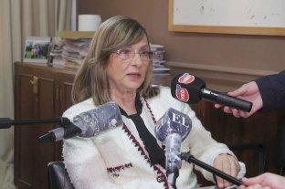 La inspectora de Personas Jurídicas presentó pruebas al juez del concurso de Vicentin - María Victoria Stratta, titular de la Inspección General de Personas Jurídicas de Santa Fe.  -