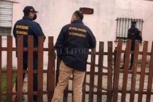 Concordia: detuvieron al sospechoso por el crimen de la docente