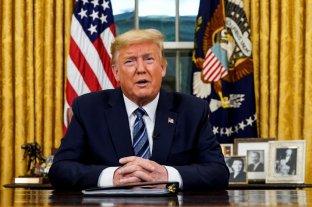 Trump confirmó que la semana próxima recibirá en la Casa Blanca al presidente de México