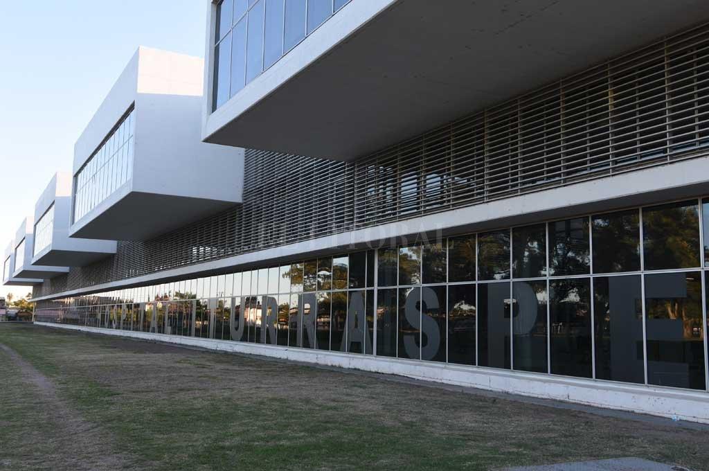 El herido fue asistido en el hospital Iturraspe Crédito: Manuel Alberto Fabatía