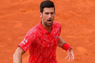 Djokovic da negativo al test de coronavirus