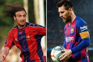 """Dugarry y un repudiable comentario sobre Messi: """"Mide 1,50 y es medio autista"""""""