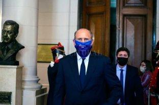 """Intentan """"ensamblar"""" las piezas  del PJ: Perotti cenó con diputados"""