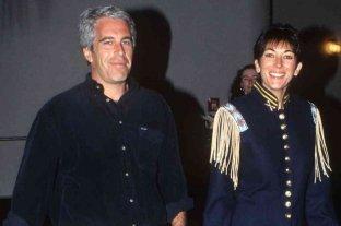Detuvieron a Ghislaine Maxwell, ex pareja de Jeffrey Epstein