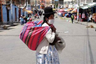 Bolivia reporta récord de muertes por coronavirus y más de 1.000 infectados diarios