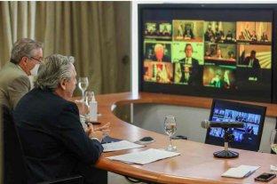 """Alberto Fernández: """"América Latina está llamada a ser una región única y absolutamente integrada"""""""