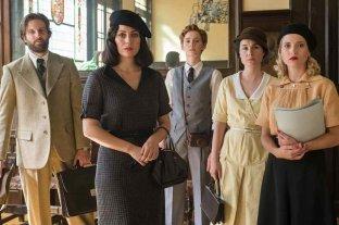 """""""Las chicas del cable"""" estrena este viernes su quinta y última temporada"""