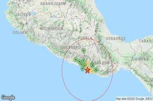 Un sismo de 5.5 grados se sintió en Oaxaca