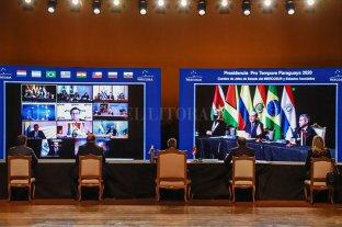 """Jair Bolsonaro """"bajó el tono contra Mercosur"""" en la primera cumbre virtual de presidentes"""