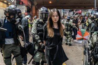 El Parlamento de EEUU avanza con sanciones contra empresas chinas por el conflicto con Hong Kong