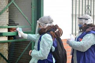 Confirmaron 34 muertes y 2.744 contagios de Covid-19 en Argentina  -  -