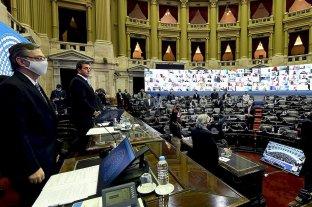 Diputados acordaron prorrogar sesiones remotas con temas consensuados