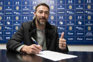 """El """"Kily"""" González puso la firma en Central hasta diciembre de 2021"""