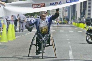 Los deportistas paralímpicos y un reclamo masivo por la normalización del COPAR