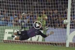 A 30 años de la histórica victoria de Argentina ante Italia en el Mundial de 1990 -  -