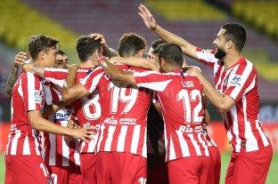 Atlético Madrid y Mallorca abren una nueva fecha en España