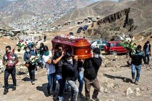 Coronavirus en Perú: más de 10.000 muertos y hospitales saturados