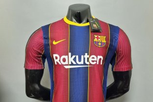 Insólito: Retiran del mercado las nuevas camisetas de Barcelona porque destiñen