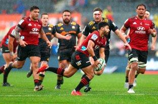 Crusaders quiere llegar a la punta del Super Rugby en su visita a Highlanders