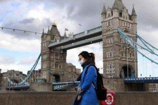 El Reino Unido entró oficialmente en recesión por la pandemia del coronavirus