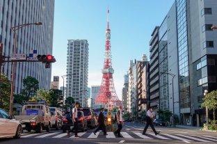 Tokio registró 124 casos de coronavirus en las últimas 24 horas
