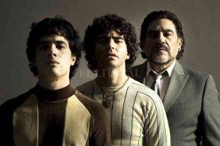 Un joven sastrense será parte  de la serie de Diego Maradona