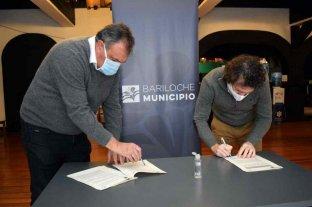 El intendente de Bariloche dio negativo a la prueba de coronavirus pero continuará aislado