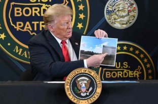 """Estados Unidos apuesta a un """"muro virtual"""" para vigilar parte de la frontera con México"""