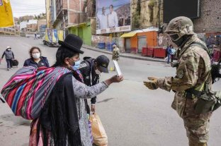 Bolivia reporta cifra sin precedentes de 1.301 contagios de coronavirus en un día