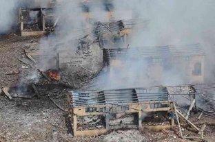 Turquía: al menos cuatro muertos y 97 heridos tras una explosión en una fábrica