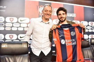 San Lorenzo acuerda con Cerutti y busca su salida a otro club