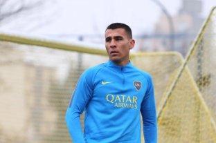 El ex Boca Junior Alonso se sumó a los entrenamientos de la selección paraguaya