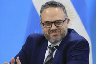 Otro revés al gobierno en el caso de Vicentin  - Matías Kulfas, ministro de Desarrollo Productivo. -