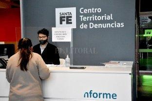 Con protocolos, abren en forma gradual los centros territoriales de denuncias -  -