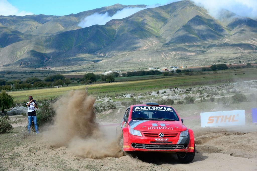 Sin la fiesta en las sierras. Finalmente, la versión 2020 del Rally Mundial de nuestro país, que debía correrse en Córdoba, quedó definitivamente cancelada. Crédito: Archivo