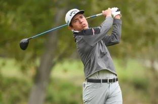 Augusto Nuñez marcha séptimo en el golf de Colorado