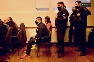"""""""Al 'Gordo' no lo recuperamos más pero por lo menos se hizo justicia"""" - Mario Valberdi y Sofía Paquier fueron condenados por el crimen de Martínez. Durante el juicio no se pudo determinar quién de los dos le clavó el puñal en el cuello. -"""