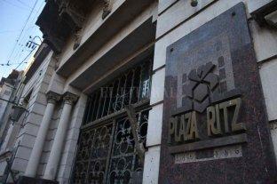 Aval de Diputados para que el Ritz tenga destino educativo  - El inmueble está ubicado sobre la peatonal San Martín y en estado de abandono.   -