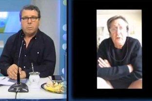 Un diputado nacional dio una entrevista por videollamada sin pantalones en televisión