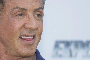 Space festeja los 74 años de Stallone - El actor de \ -