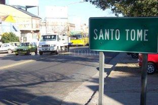Robo en la casa de una viuda, vecino llamó durante horas al 911 - Un vecino se acercó a la subcomisaría 15 de Santo Tomé y aportó la identidades y el domicilio de los dos imputados, dijo que había dos masculinos más y reconoció vagamente a uno de ellos. -