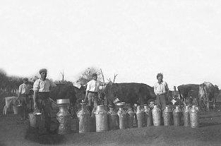 """""""Unión La Nueva"""", un viaje a la primera  cooperativa tambera de sudamérica  -  -"""