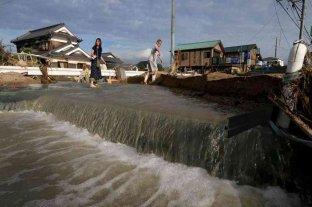 Fuertes lluvias en Japón dejan al menos 15 muertos y 9 desaparecidos