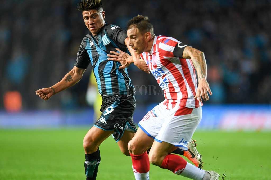 Jonathan Bottinelli tiene deseos de jugar en San Lorenzo, pero está en tratativas con Unión. Crédito: Archivo El Litoral