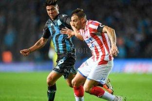 Bottinelli metió el dedo en la llaga y  desnudó el conformismo santafesino - Jonathan Bottinelli tiene deseos de jugar en San Lorenzo, pero está en tratativas con Unión. -
