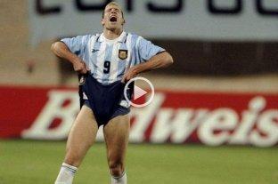 Hace 21 años, Palermo erraba tres penales