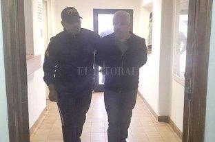 """Qué declaró Fabián Gutiérrez como """"arrepentido"""" en la Causa de los Cuadernos - Fabián Gutiérrez cuando fue detenido, en septiembre de 2018. -"""